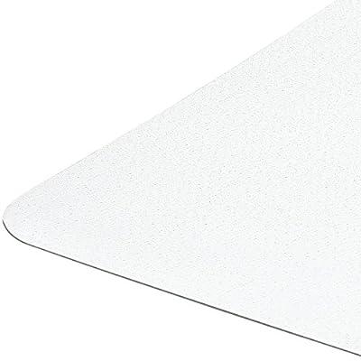 Floordirekt PRO - 16 Größen zur Wahl - Polycarbonat Bodenschutzmatte transparent mit TÜV für Hartböden von Floordirekt auf TapetenShop