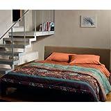 Bassetti.- Juego de funda nordica Samarcanda V5 para cama de 180 cm (4 piezas)