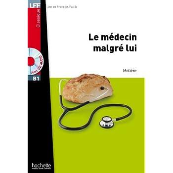 Le Médecin malgré lui + CD Audio MP3
