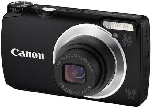Preisvergleich Produktbild Canon Powershot A3350 IS 5 multiplier_x