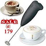 #3: Hand Blender Mixer Froth Whisker Latte Maker for Milk Coffee Egg Beater Juice