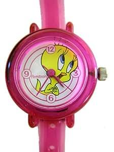 Looney Tunes Oiseaux Tweety Montre - Tweety Montre pour les Enfants