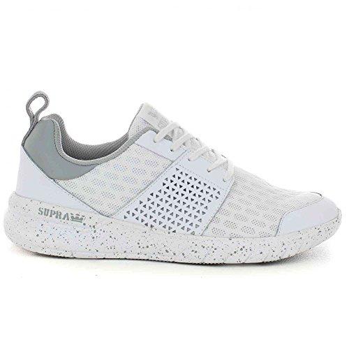 Sneaker Scissor Supra Uomo Bianco