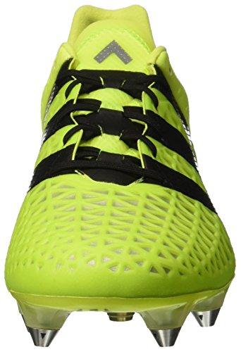 adidas Herren Ace 16.1 Sg Fußball-Trainingsschuhe Gelb (Solar Yellow/Core Black/Silver Met,)
