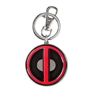Marvel Deadpool Pewter Key Ring