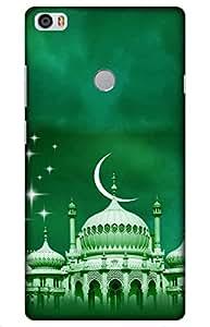 iessential islam Designer Printed Back Case Cover for Xiaomi Mi Max Prime