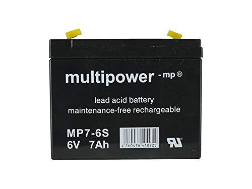 AKF Batterie 6V 7Ah (Gelbatterie)