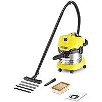 Kärcher WD4 Premium Tough Vac Wet and Dry Vacuum Cleaner