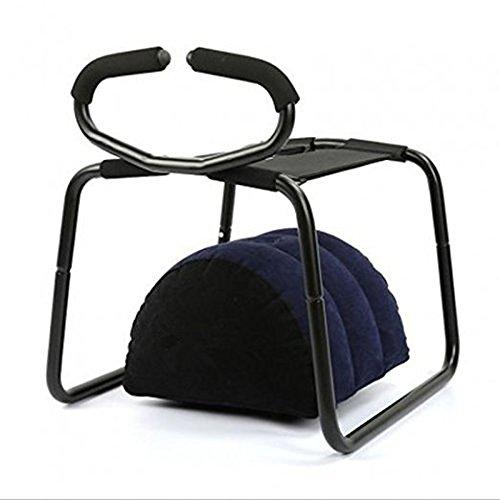 Samon Multifunktions-Sex-Stuhl-Abnehmbarer Schlag-Schemel-Stuhl mit aufblasbarem Sex-Kissen