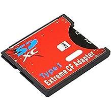 Goliton? Tarjeta SD Tarjeta SD CF Wireless Wifi Adaptador de tipo de adaptador de tarjeta I para SLR C¨¢mara