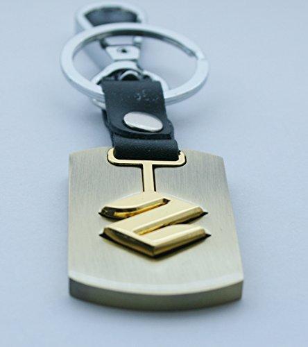 3d-oro-finitura-metallo-auto-portachiavi-con-logo-suzuki-regalo-perfetto-per-gli-amanti