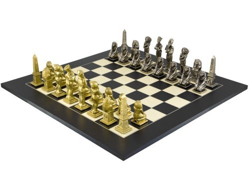 Egyptien Grand Set D'échecs