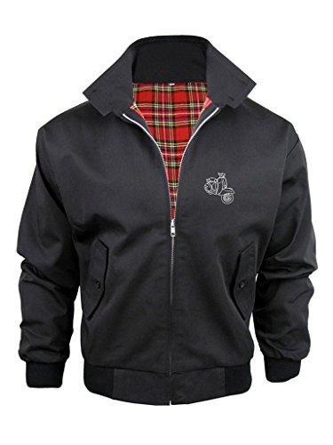 vespa-scooter-embroidered-harrington-jacket-bomber-mod-skin-scooter-tartan-lining-coat-black-medium