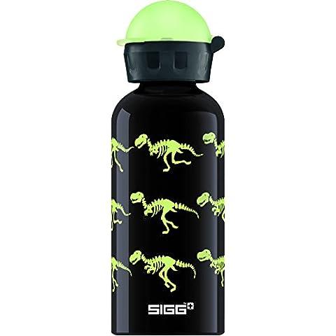 Sigg 8543.10 Glow Walking Dinos 0.4 L
