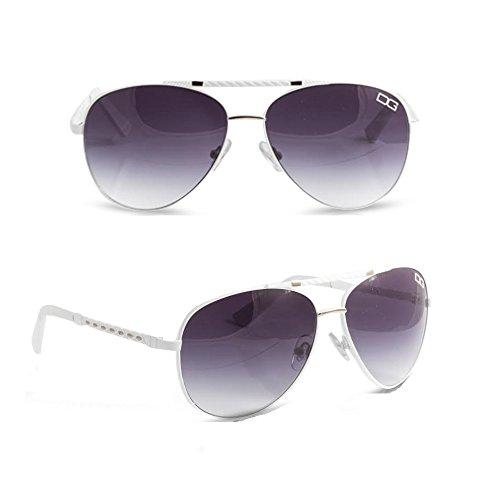 DG Eyewear ® Fashion Sonnenbrille (Damen) 2018 - Designer Stil Fashion Shades Mode Sonnenbrille - Model: DG Rio (Damen-Accessories)