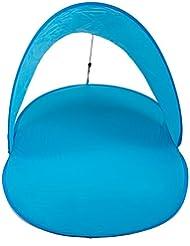 ocona© Tente de plage savesun, le soleil–Tente Pop Up avec étui