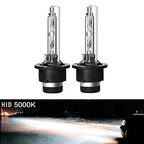 Xenon Lampen Scheinwerfer D2S HID OEM Leuchtmittel-2PCS D2S 35W 85122/85123/66040/53500Ersatz 5000K/6000K/8000K/10000K weiß blau