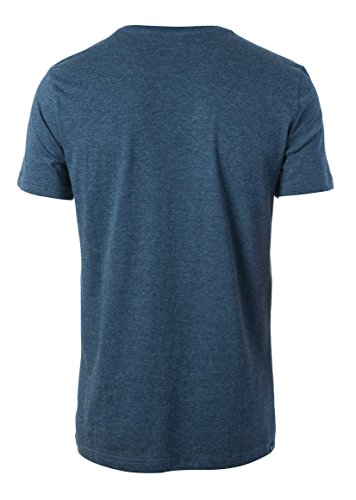 Rip Curl Herren Undertow Diamond Tee T-Shirt Mood Indigo Mar