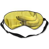 BANANA 99% Eyeshade Blinders Sleeping Eye Patch Eye Mask Blindfold For Travel Insomnia Meditation preisvergleich bei billige-tabletten.eu