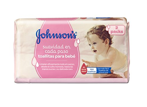 johnsons-baby-toallitas-bebe-2-pack