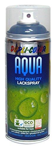 Preisvergleich Produktbild Dupli-Color 246289 Aqua anthrazit grau 7016 glänzend 350 ml