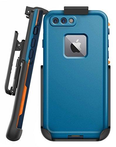Schutzhülle für iPhone 8 Plus 14 cm (5,5 Zoll), mit Gürtelclip, Hülle Nicht im Lieferumfang enthalten Lifeproof Belt Clip