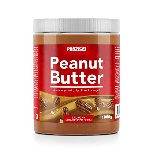 Caramelised pecan peanut butter 1000 g croccante
