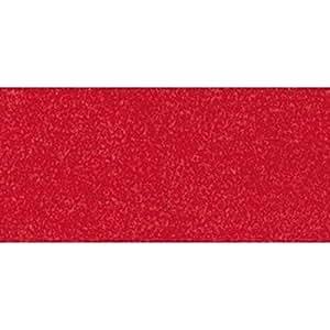 Papier vitrail transparent Rouge - Rayher