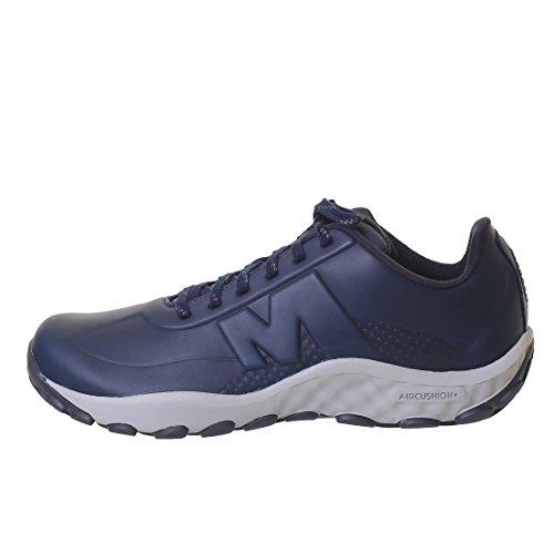 Merrell Sprint Lace Leather AC+ M, Sneaker Uomo, Blu (Navy J91695), 40 EU