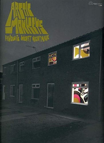 Favourite Worst Nightmare (Gtab) by Arctic Monkeys (2007-08-01)
