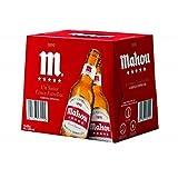 Mahou 5 Estrellas Cerveza Dorada Lager, 5.5% de Volumen de Alcohol - Pack de 12 x 25 cl