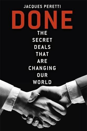 Done : The Secret Deals That Are Changing Our World price comparison at Flipkart, Amazon, Crossword, Uread, Bookadda, Landmark, Homeshop18