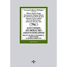 Lecciones De Derecho Administrativo. Regulación Económica, Urbanismo Y Medio Ambiente - Volumen 3 (Derecho - Biblioteca Universitaria De Editorial Tecnos)