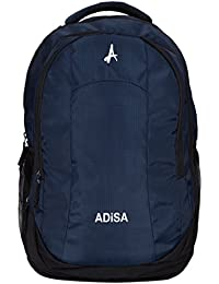 ADISA BP005 Light Weight 35 Ltrs Casual Laptop Backpack