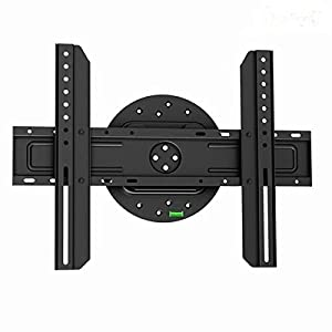"Black Full-Rotation Fixed/Flat Wall Mount Bracket for Sony Bravia XBR-55A1E 55"" inch 4K OLED HDTV/Television - Fixed/Flat/Rotating"