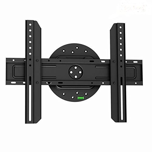 "Black Full-Rotation Fixed/Flat Wall Mount Bracket for Samsung UN40F6400AFXZA 40"" inch LED HDTV TV/Television - Fixed/Flat/Rotating"