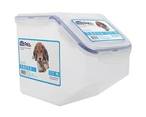 Lock & Lock Container à nourriture pour chien 5 l