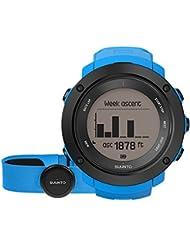 Suunto SS021968000 Ambit3 Vertical Montre GPS Bleu