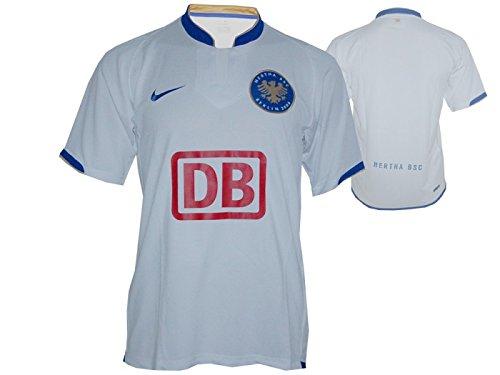 Blau Talla – 0607 Berlin Camiseta 146856 100 Hertha Weiß small Bsc Nike Blanco H2WE9ID