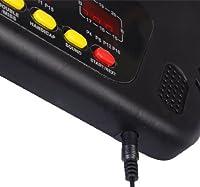 Elektronische Dartscheibe Dartboard Dartscheibe NEU 62