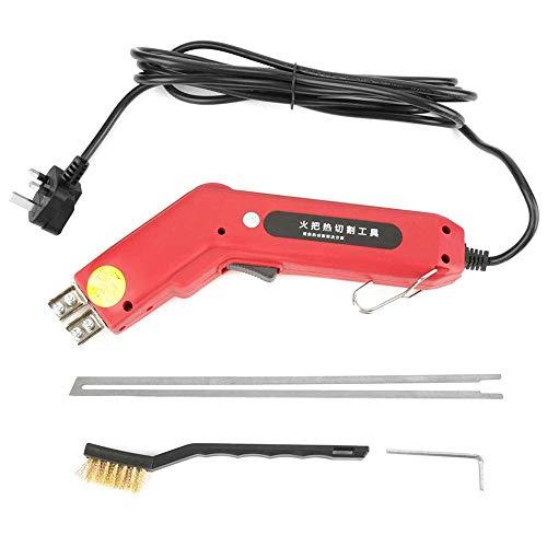 S SMAUTOP Couteau à Mousse électrique 20 cm Hot...
