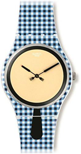 Swatch SUOW118 - Orologio da polso Unisex, Silicone, colore: Multicolore