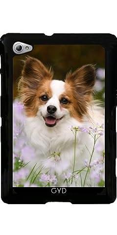 Hülle für Samsung Galaxy Tab P6800 - Papillon Hund Niedlich Porträt by Katho Menden