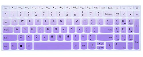 Keyboard Protector for Lenovo IdeaPad 320/330/330s 15 6 inch, IdeaPad  320/330/330s 17 3 inch, IdeaPad 520 15 6 inch, Lenovo-A12 15 6 Laptop  Keyboard