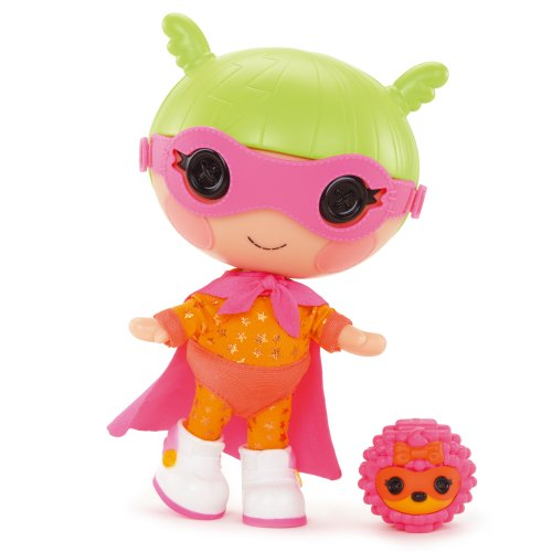 Preisvergleich Produktbild Lalaloopsy Littles - Tiny Might - 18 cm Puppe [UK Import]