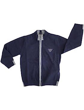 Armani Bambino 6Y4E50 Blu Cardigan Autunno/Inverno