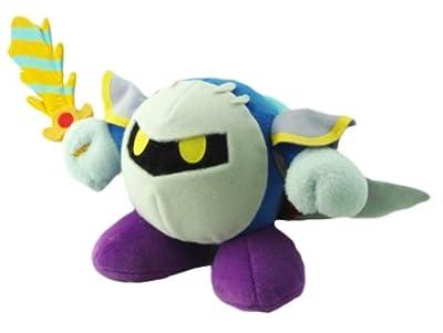 "Kirby Adventure Kirby Plush Doll: 6"" - Meta Knight (japan import) de San-El"