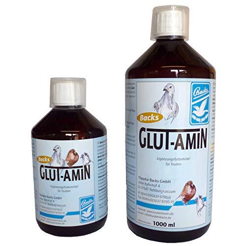 Backs GLUT-AMIN Aminosäurenlösung, 1 l