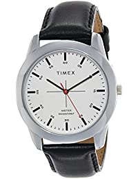 Timex Analog White Dial Men's Watch-TW00ZR260E
