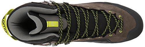 Nero X nero Lime Trekking Di Mtn Multicolore Da Punch Uomo Beluga Scarpe Gtx Alp Lime Solomon Alta PxFwSS